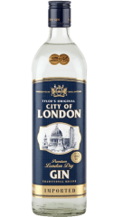 Джин сухой City of London